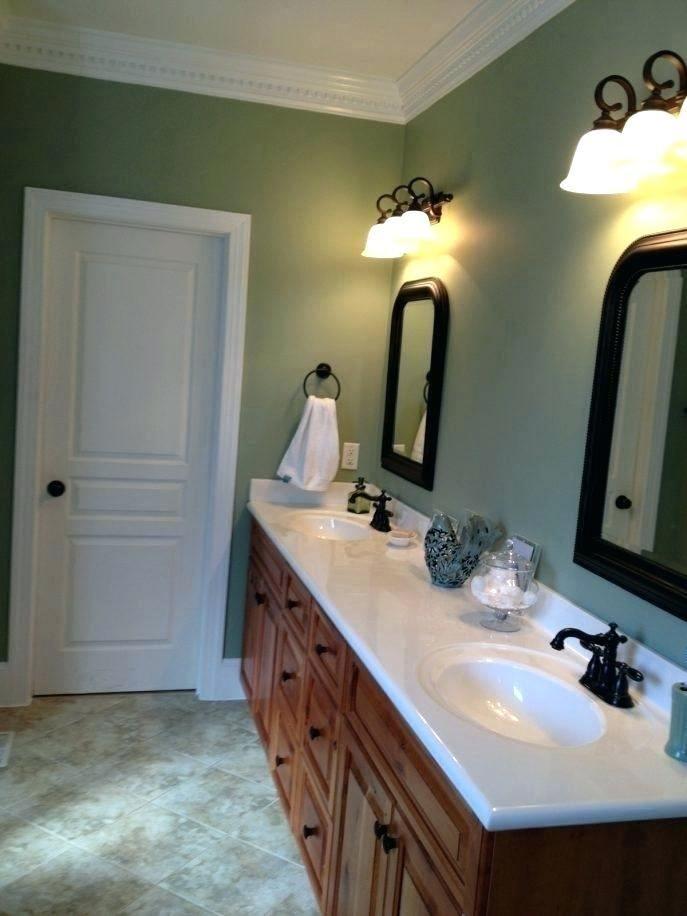 Green And Brown Bathroom Color Ideas Bathroom Designs Perfect Bathroom Color Scheme For Small In 2020 Green Bathroom Green Bathroom Decor Green Bathroom Ideas Sage