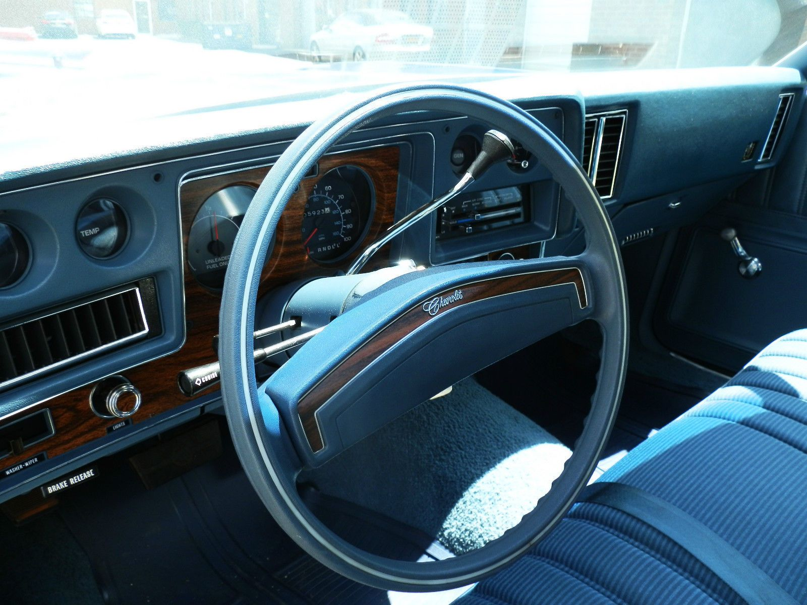 1976 Monte Carlo Interior Chevrolet Monte Carlo Classic Cars Monte Carlo