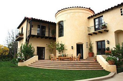 Best Color For Exteriors Stucco Stucco House Colors Spanish Style Homes Stucco Homes Exterior House Colors