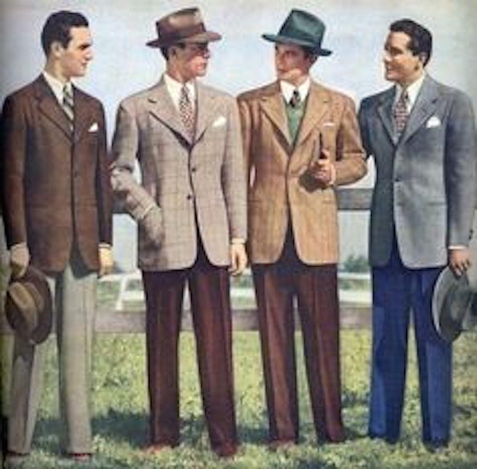Abiti Eleganti Anni 60 Uomo.Uomo Anni 50 Con Immagini Moda Vintage Uomo Moda Degli Anni
