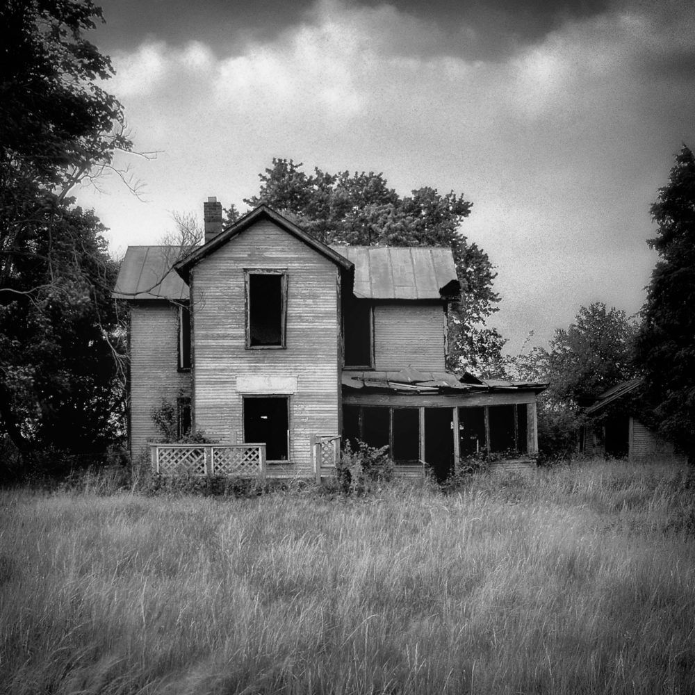 Empty (Rural Abandoned House)