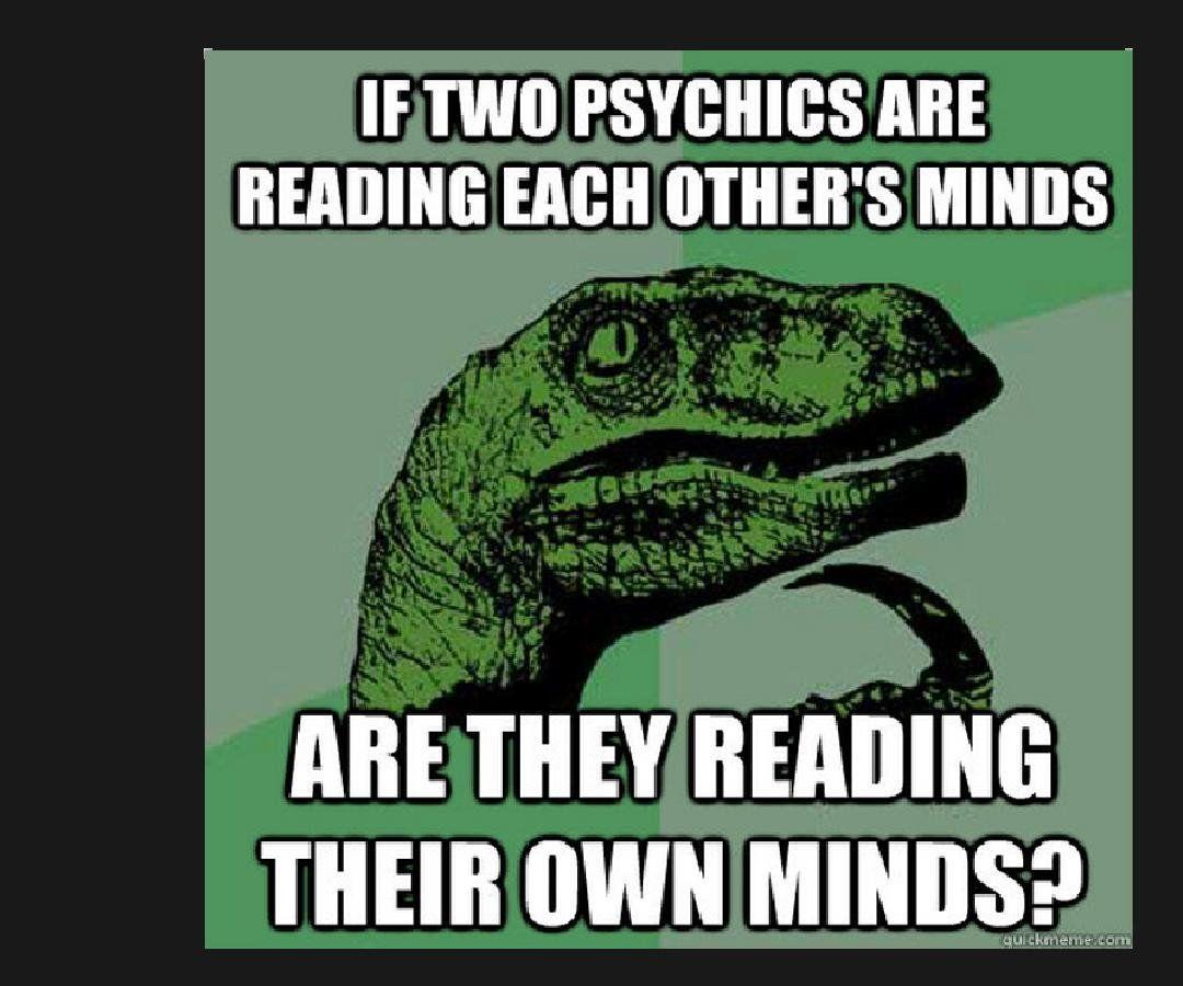 Philosoraptor questions