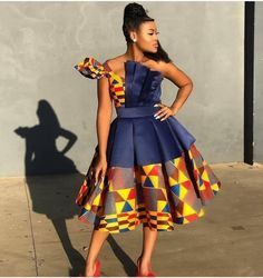 Latest Ankara Styles For Fashion Queens ; With Unique Ankara Fabrics #ankarastil Latest Ankara Styles For Fashion Queens ; With Unique Ankara Fabrics #ankarastil