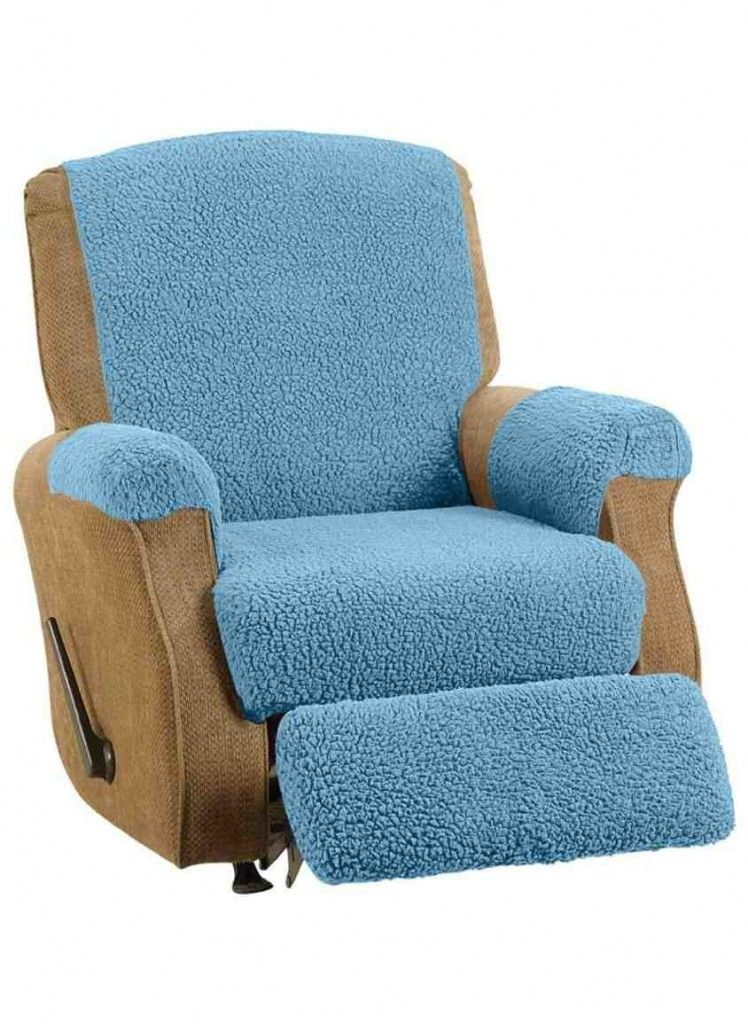 Sheepskin Recliner Covers   Home Furniture Design