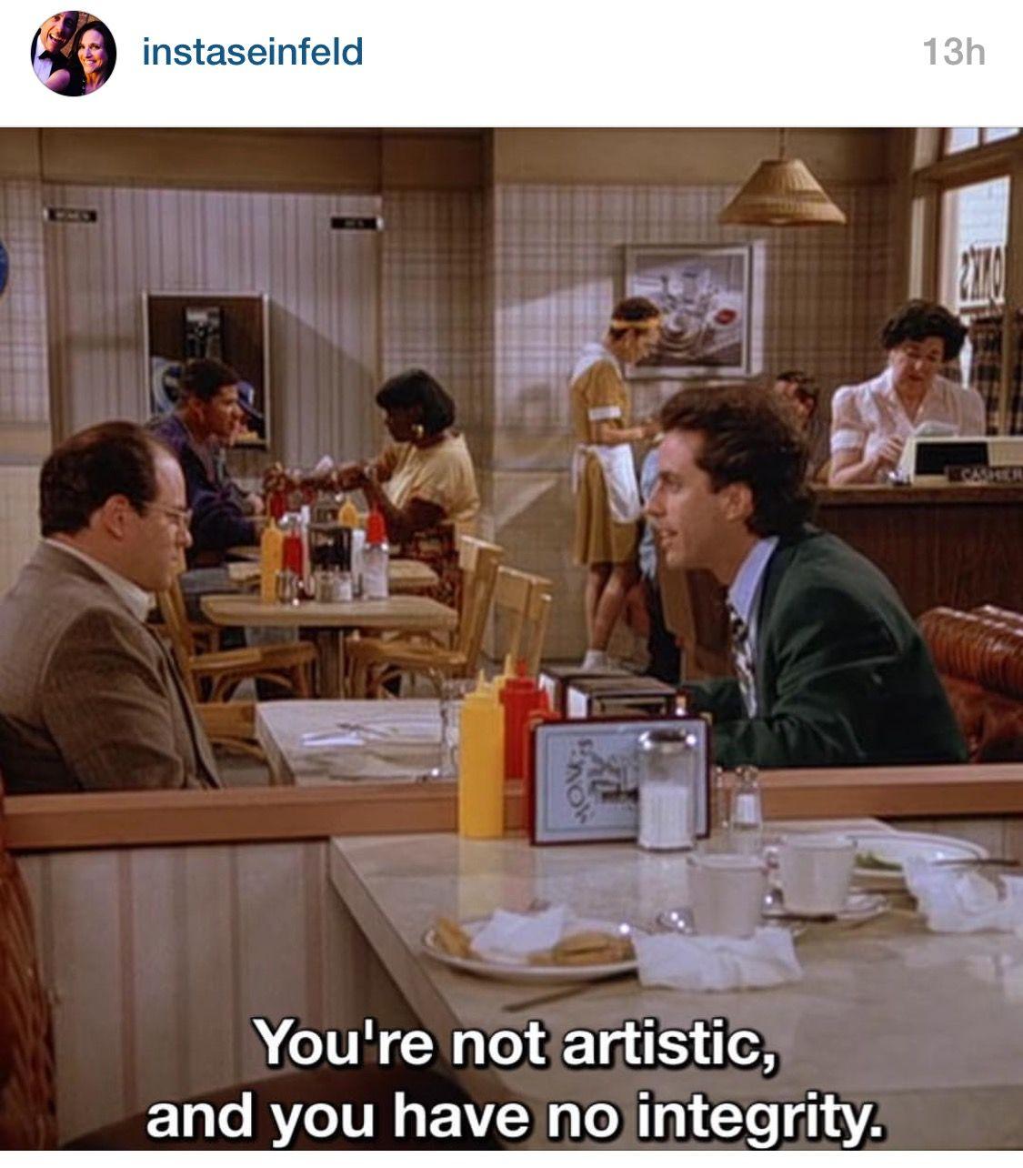 Pin By Nancy S On Seinfeld Seinfeld Himym Sitcom