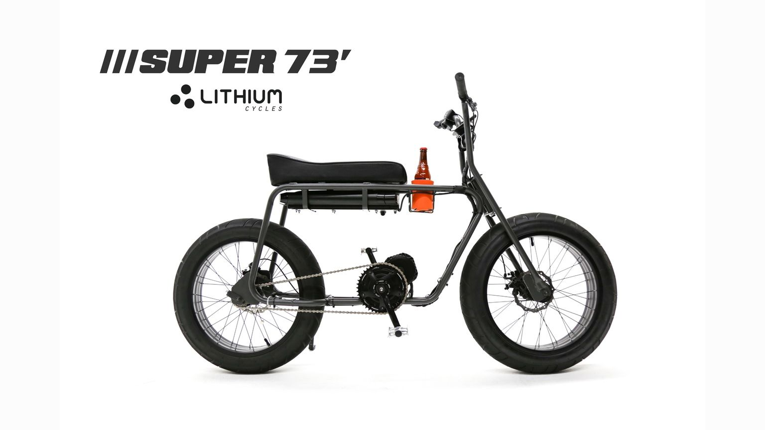 A Powerful Electric Bike Full Of Features Go Anywhere