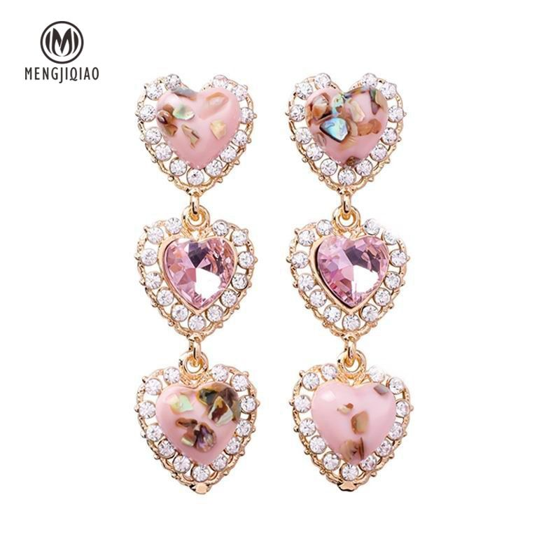 7fe9948b56 Cheap Drop Earrings, Buy Directly from China Suppliers:MENGJIQIAO ...