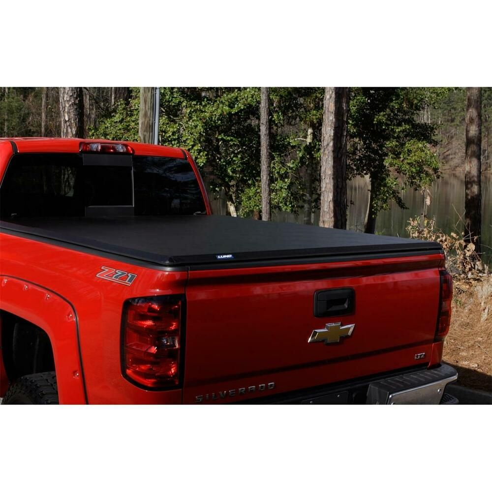 (Sponsored eBay) LUND 969559 Lund Hard Fold Tonneau Black