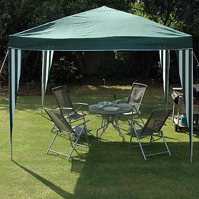 3 X 3m 10ft X 10ft Deluxe Pop Up Gazebo 49 99