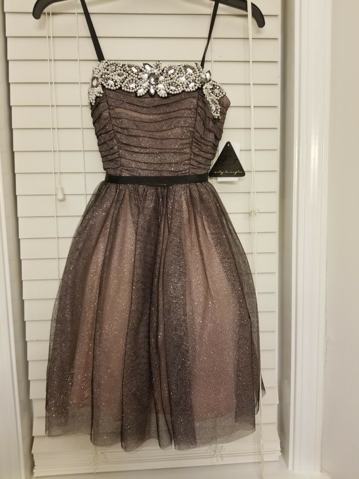 Nwt juniors size 11 pink prom cocktail party semi formal
