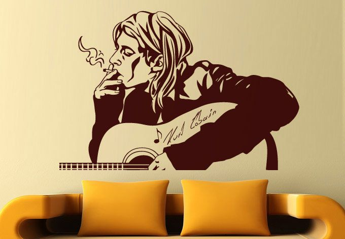 People & Characters - | Decorating | Pinterest | Music wall, Wall ...