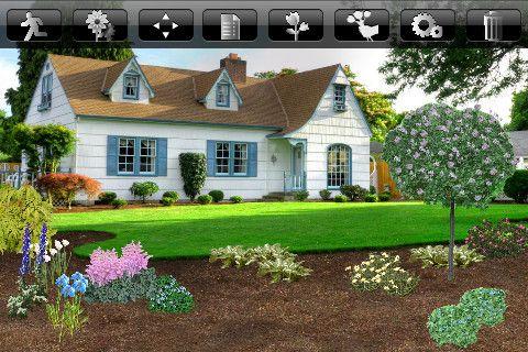 Iphone Screenshot 1 Landscape Design Gardening Apps Cool