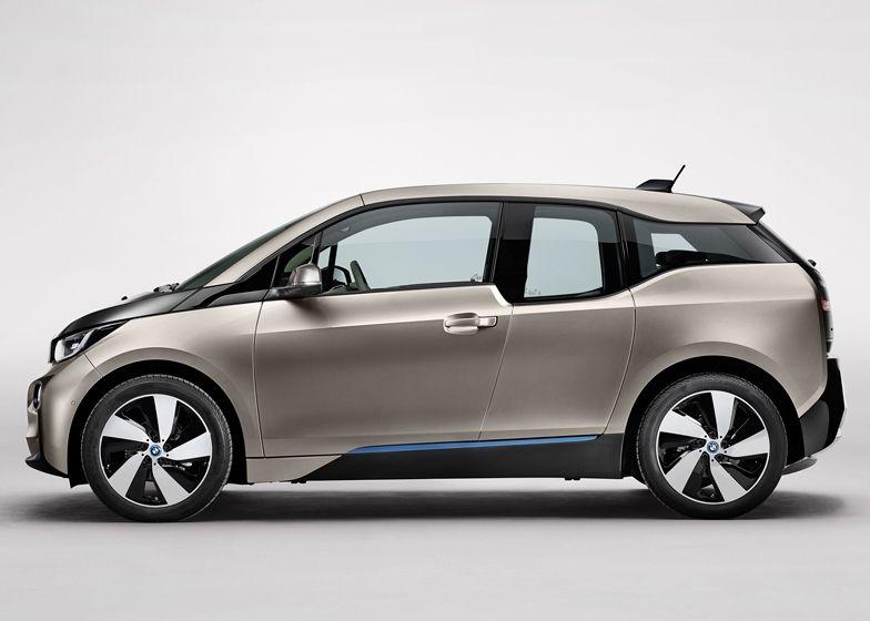 Mój samochód jest elektryczny, jak BMW i3 Moje maszyny