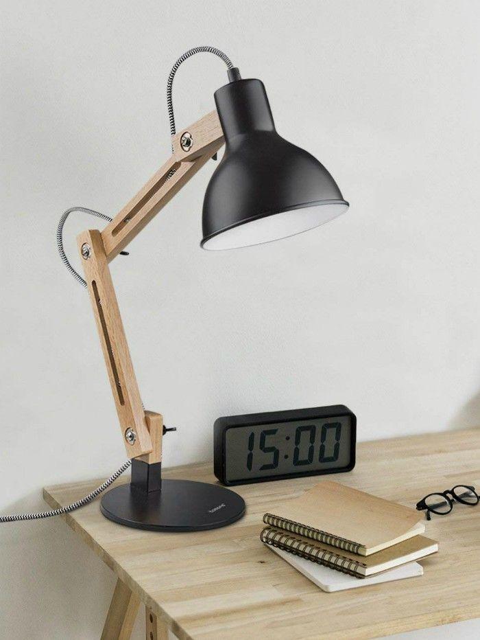 18 stylish desk lamps that will brighten your home office #homedecor #desklamp #homeoffice