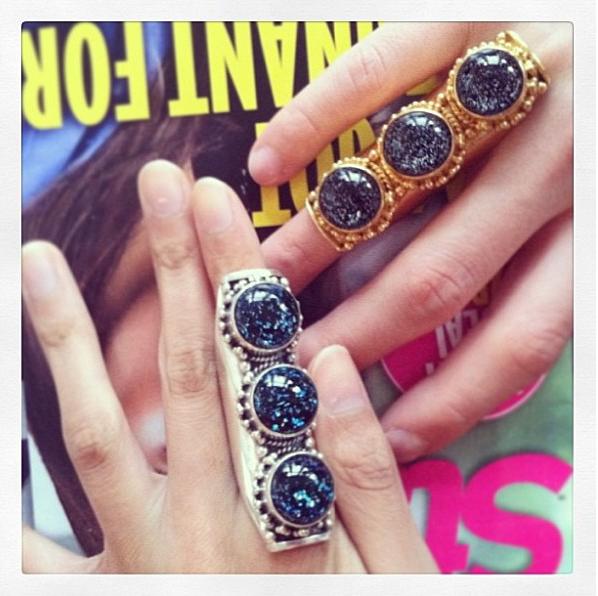 MTG rings