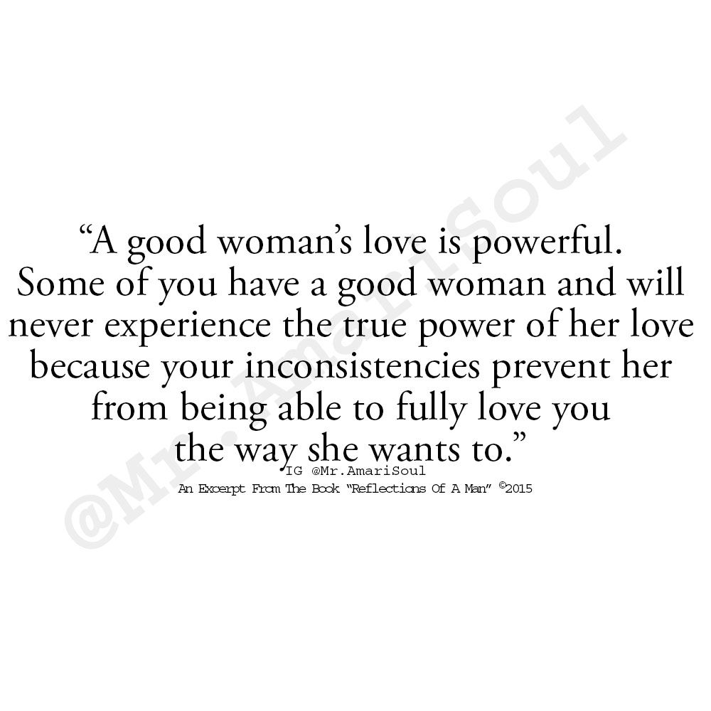 Unconditional Love From A Woman Is Impossible