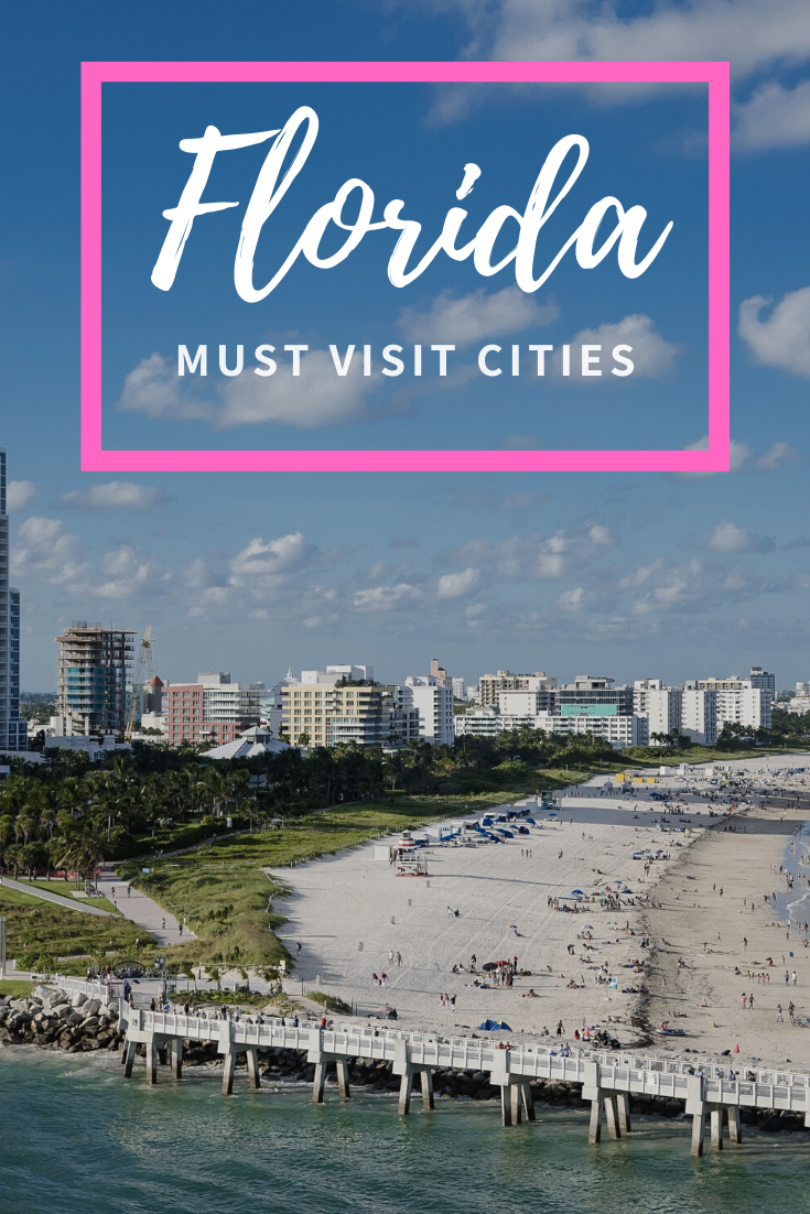 Roadtrip Florida Best Cities To Visit On Vacation Dq Family Travel Usa Travel Destinations Travel Usa North American Travel