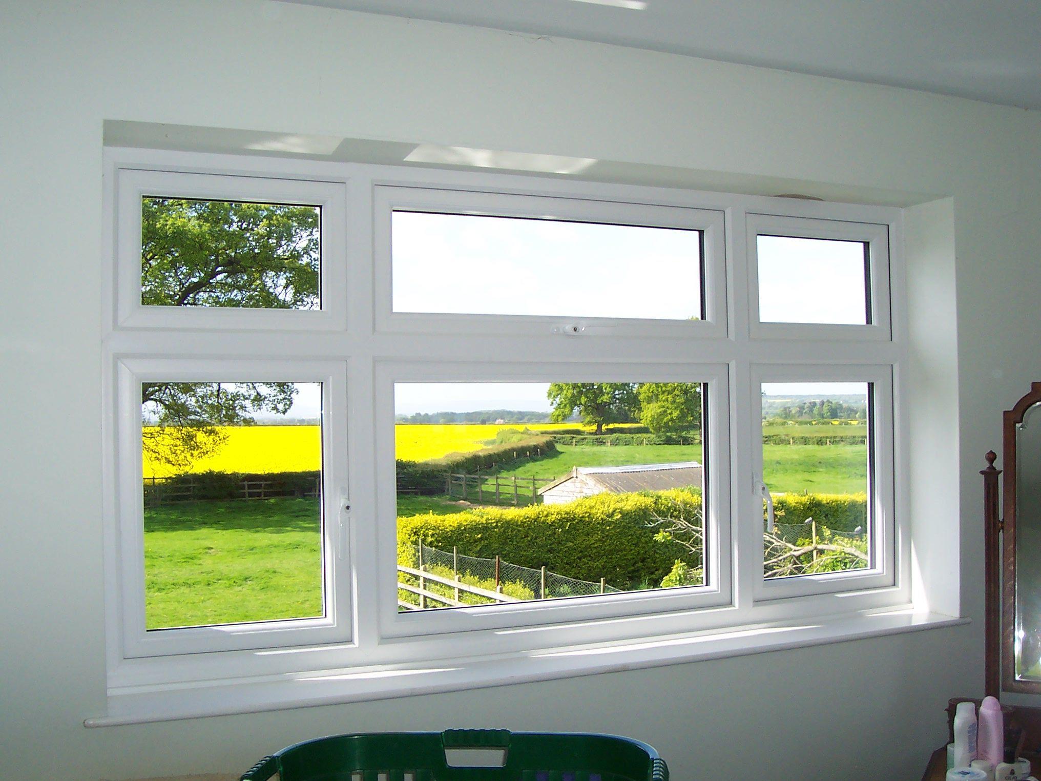 Casement windows from the inside. http://www.finesse-windows.co.uk/casement_windows.php