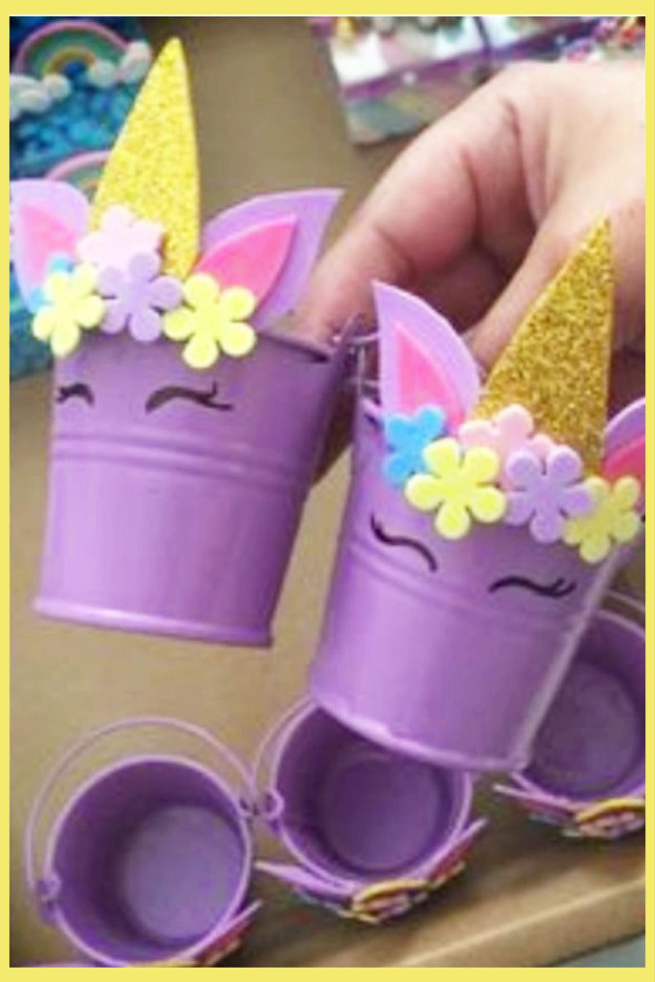 Unicorn Crafts for Kids  Cute & Easy DIY Unicorn Craft Ideas - Unicorn crafts, Birthday party crafts, Crafts, Kids unicorn party, Crafts for kids, Craft projects for kids - Fun and Easy Unicorn Craft Projects For Kids To Make • Whether it's a unicorn birthday party that you need craft ideas for or you want some easy unicorns crafts …