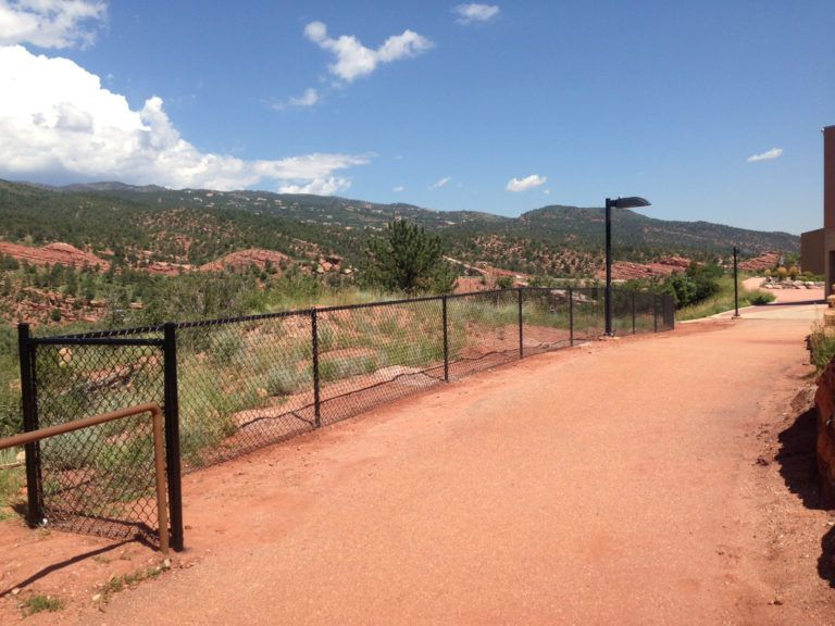 Chain Link Fencing GATE  FENCE Pinterest Chain link fencing