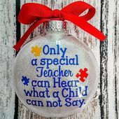 Gifts for Special Education Teachers and Therapists (75+ UNIQUE IDEAS!) -, #ChristmasGiftIde…