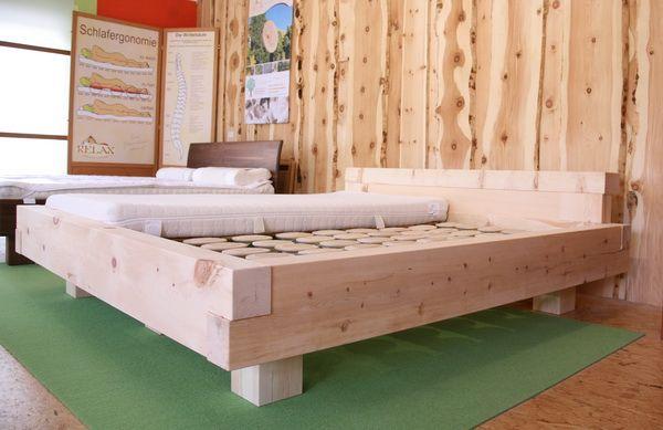 tolle stabiles bett | deutsche deko | pinterest | betten, deutsch ... - Zirbenholz Schlafzimmer Modern