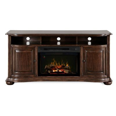 dimplex henderson tv stand with electric fireplace insert style rh uk pinterest com Fireplace TV Stands From Walmart dimplex colleen corner tv stand with electric fireplace in white