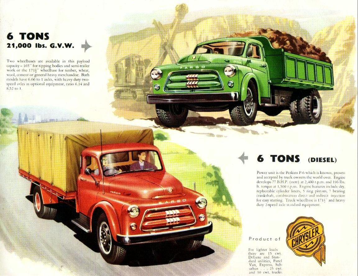 1956 Fargo Truck (Aus) | Trucks, Old dodge trucks, Vintage