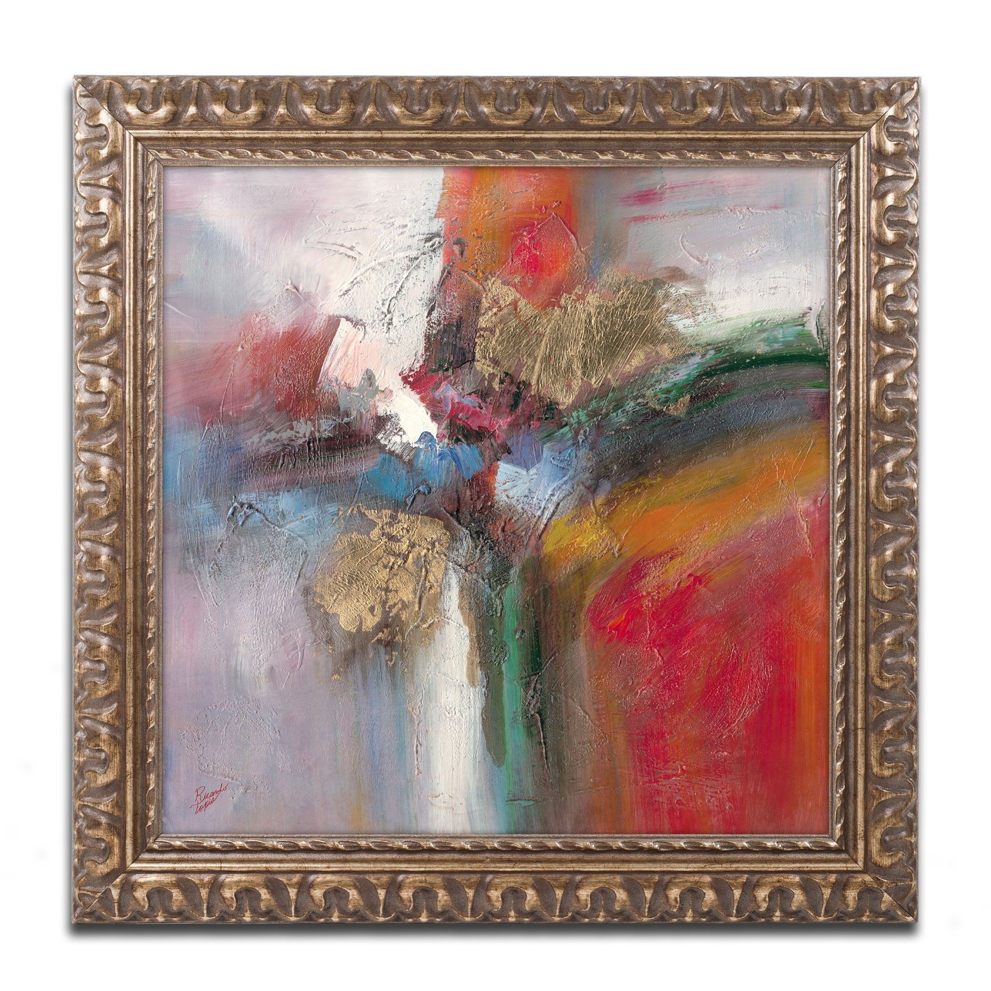 Bounce by Ricardo Tapia Framed Painting Print | Pinterest