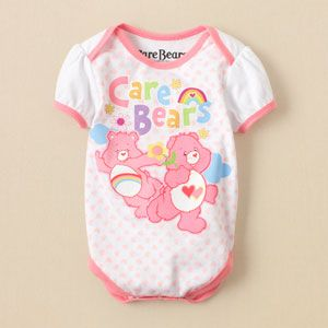 Care Bears bodysuit from The Children's Place