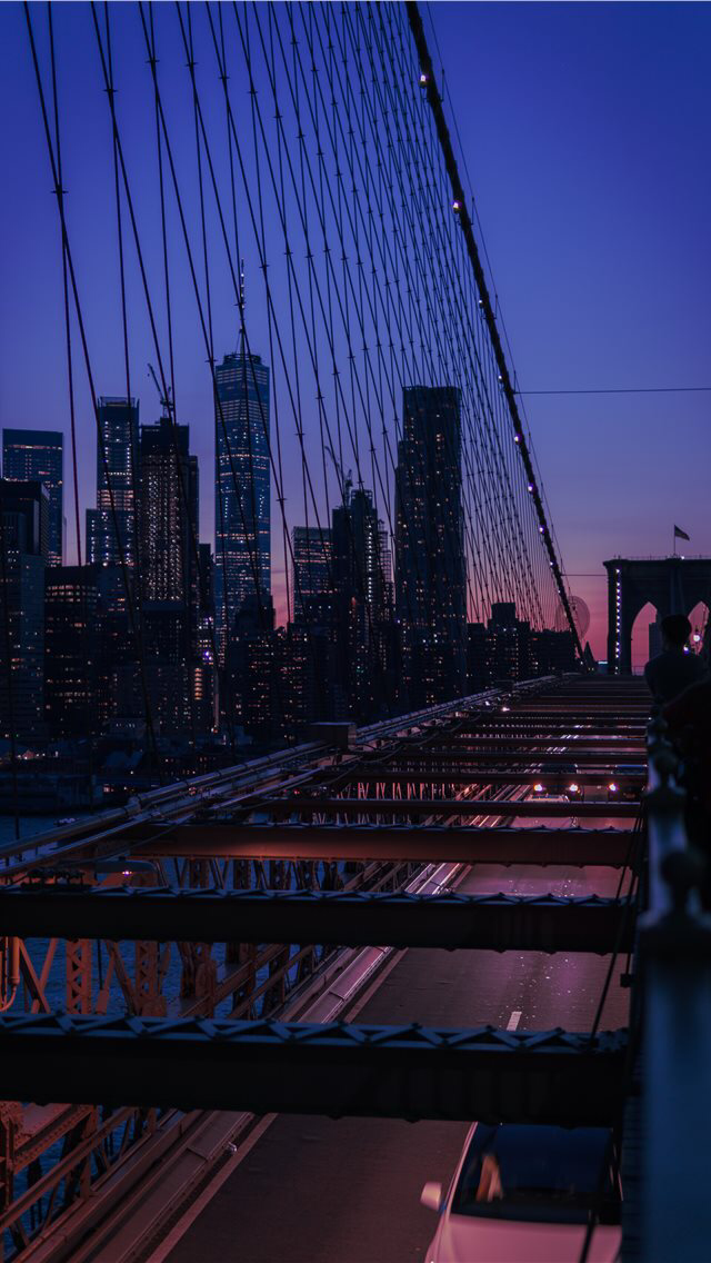 Free Download The Brooklyn Bridge New York Us Wallpaper Beaty Your Iphone Us New York Brooklyn In 2020 New York Wallpaper City Aesthetic Brooklyn Bridge New York