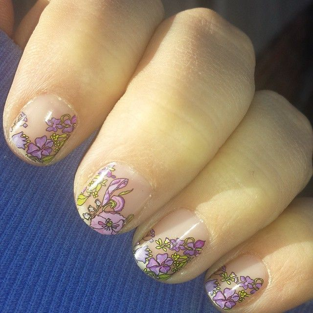 """Ladies, the new Spring/Summer catalog is JAMazing!! Here's my new mani, and I officially have a NEW favorite! Contact me today to book your party and…"""
