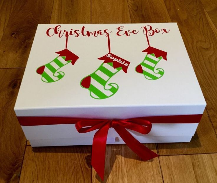 Found on Google from pinterest.com | Personalised christmas eve box, Christmas, Christmas eve box