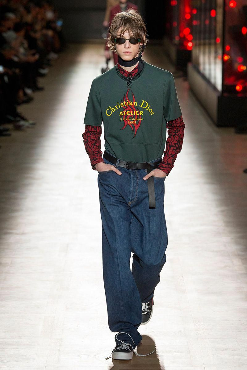 367bbbf21586 Dior Homme Fall Winter 2018 - Fucking Young!  MensFashionWinter ...