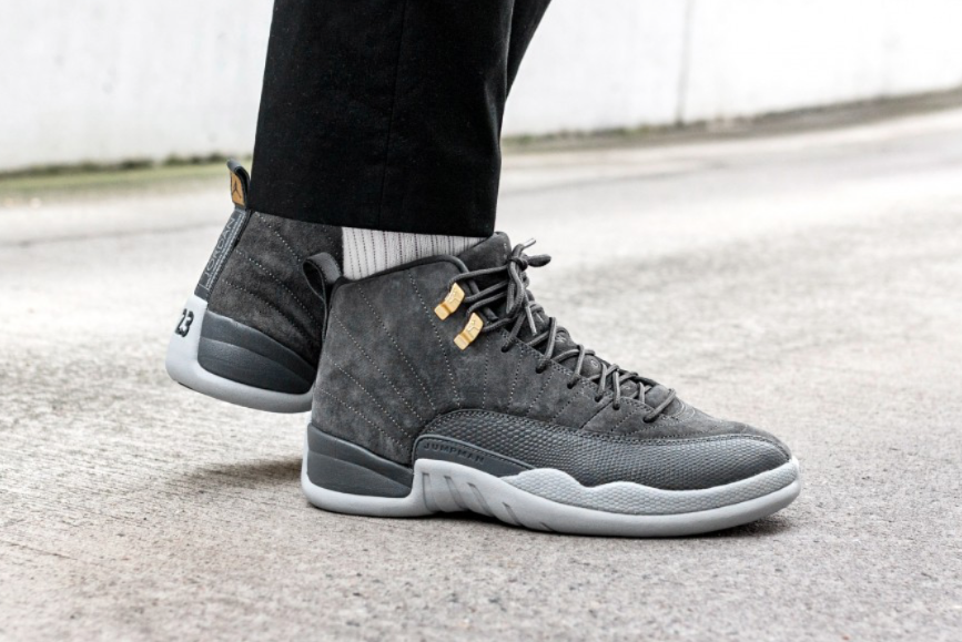 4267680bfe21 Are You Looking Forward To The Air Jordan 12 Dark Grey   Sneakers ...