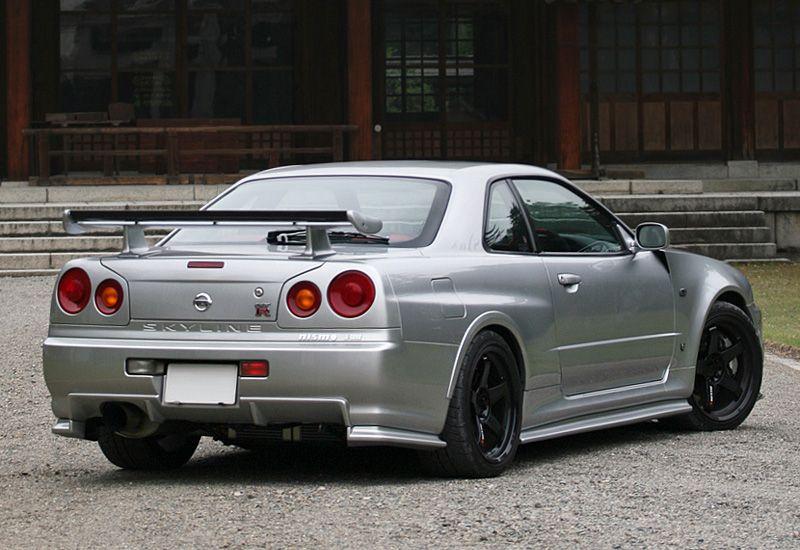 2005 Nissan Skyline GT-R Nismo Z-Tune (R34)   Nissan GT-R ...
