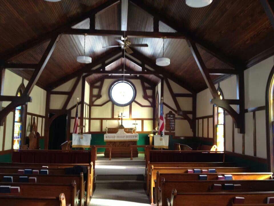 Grace Episcopal Church Tecumseh, Nebraska
