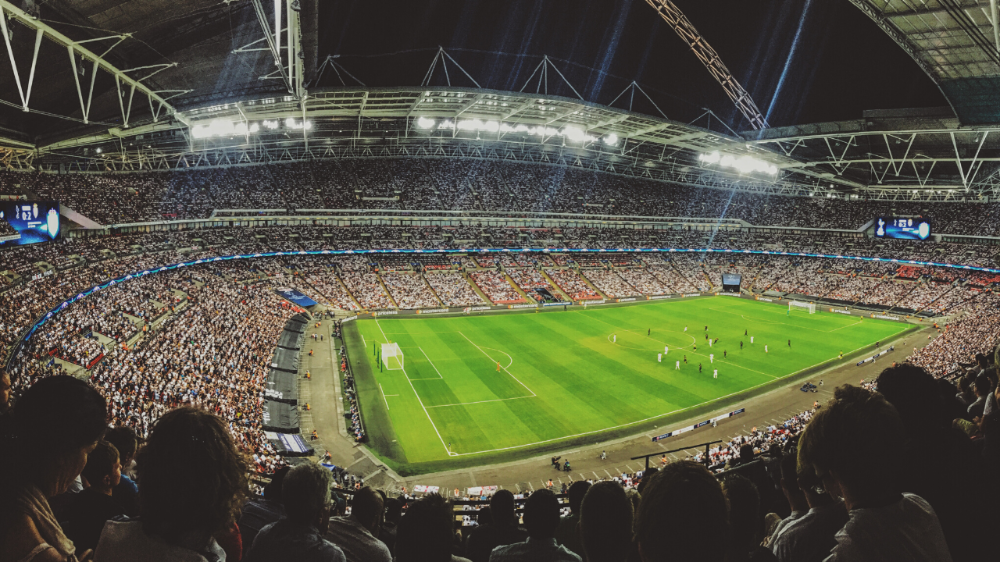 31 Zoom Backgrounds Your Coworkers Will Be Drooling Over In 2020 Worlds Of Fun Wembley Premier League