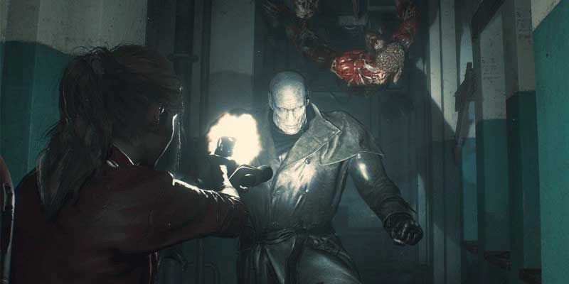 You Can Now Get Rid Of Mr X For Good In Resident Evil 2