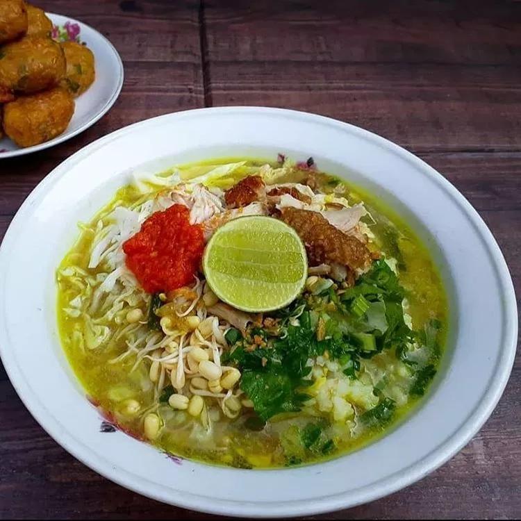 Resep Soto Ayam Kuah Bening Resep Makan Malam Resep Makanan Sehat