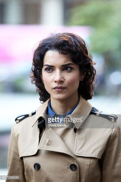 Amber Rose Revah as Dinah Madani in The Punisher | Actors in