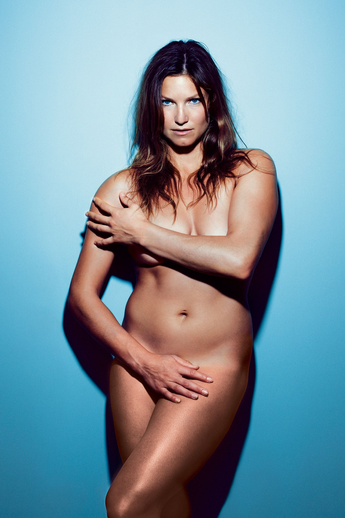Espn The Magazine  Female Athletes, Body Issues, Athlete-2328