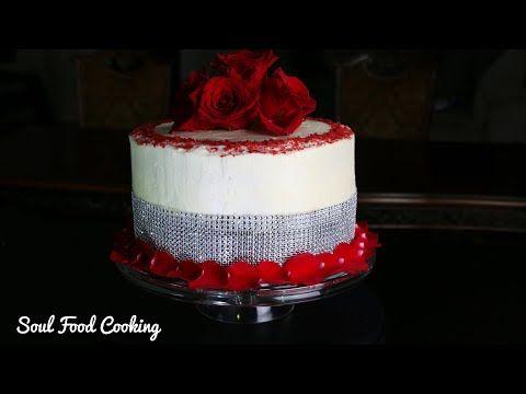 Red Velvet Cake Recipe   How to Make Red Velvet Cake   - YouTube
