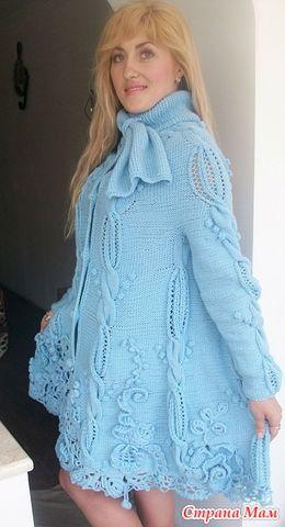 Пелых Наталья. Мое вязание. Вязание спицами 13