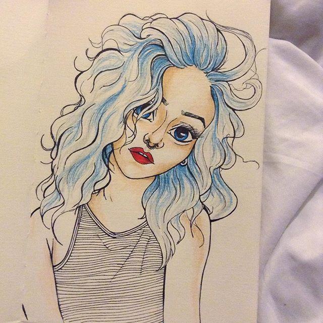 Dibujos Hipster Tumblr A Lapiz