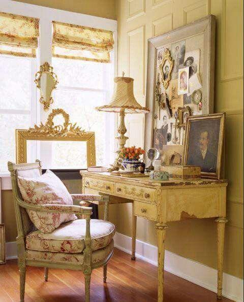 Writing area Home fice Pinterest