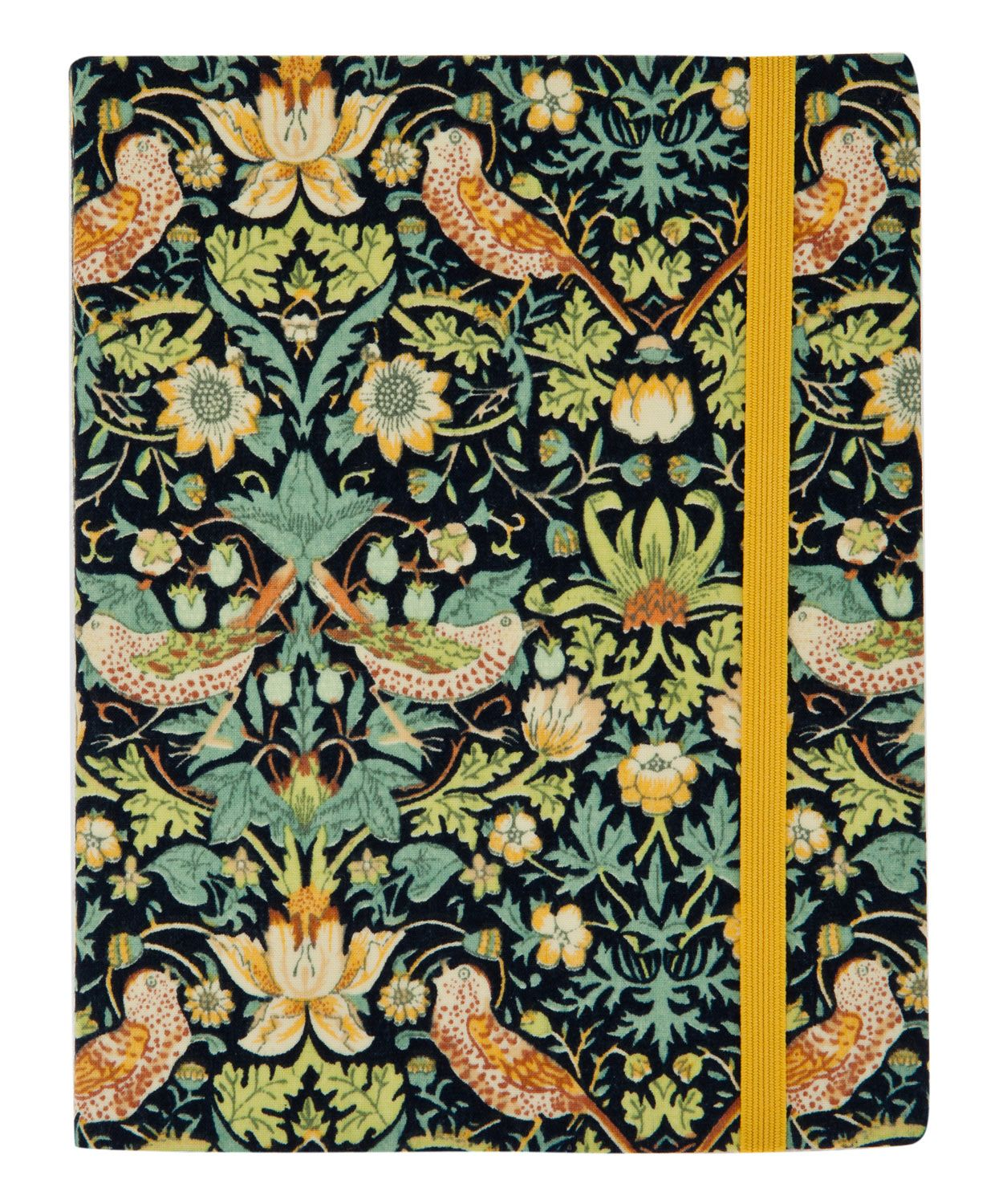 Medium Strawberry Thief Fabric Notebook Liberty London Shop More