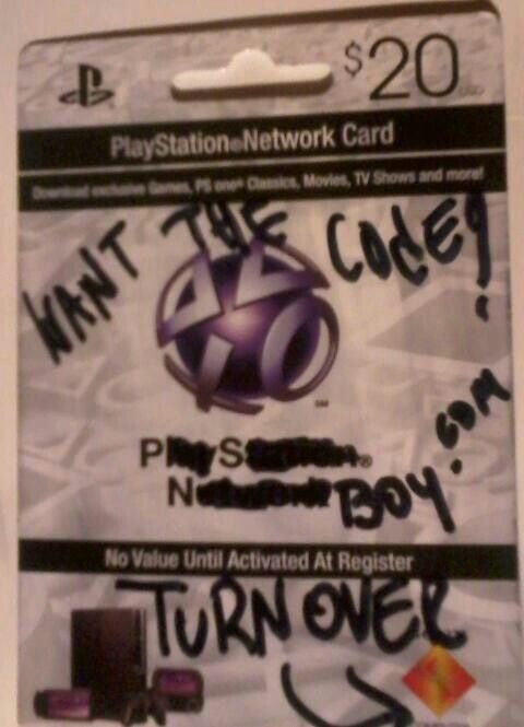 My free psn code  Listed on psnboy com | Free psn codes
