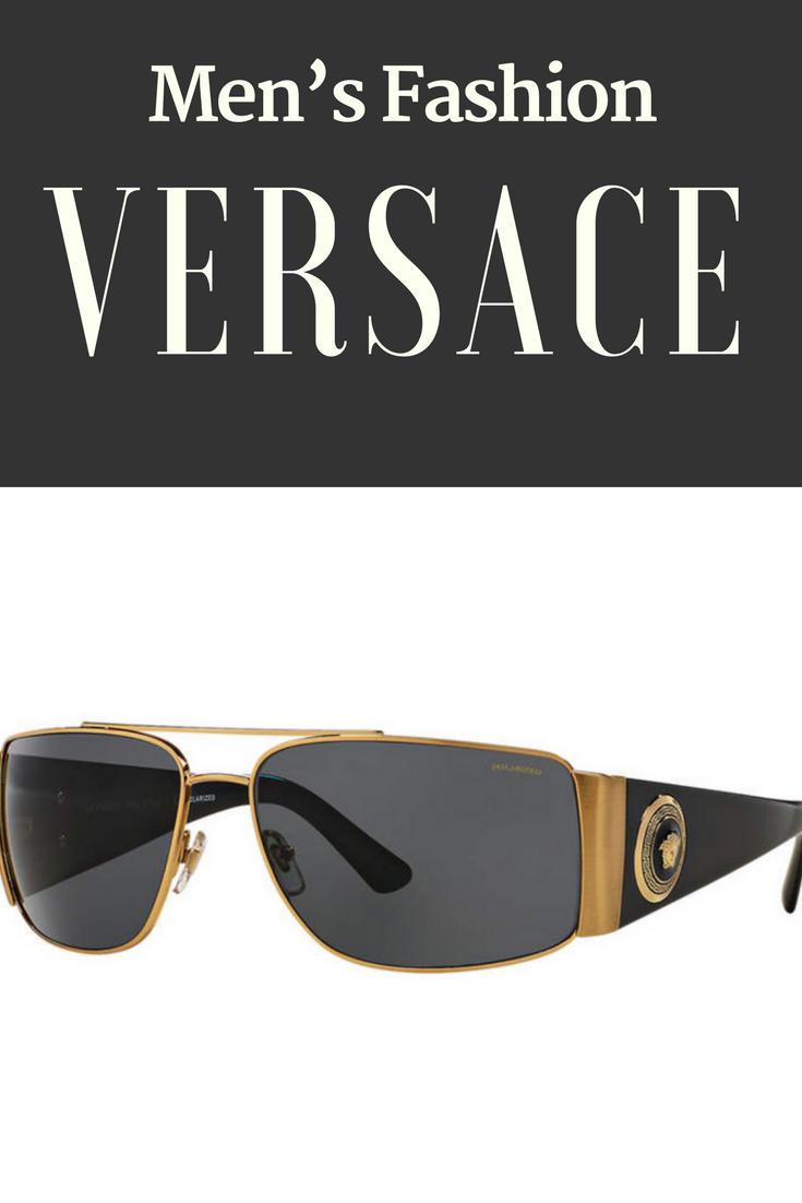 c1704f07ca7 Macy s Versace Polarized Sunglasses