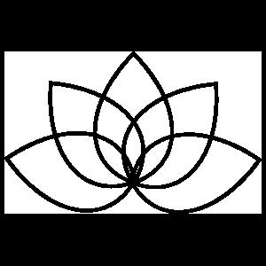 Pin By Satya Mujer On Guardado Rapido In 2021 Lotus Flower Outline Flower Outline Outline Drawings